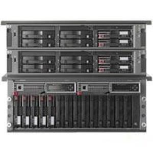 HP ProLiant DL380 G4 Packaged Cluster 381367-421