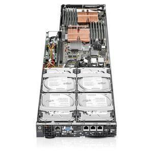 HP ProLiant SL390s G7 1U Right Tray Node Server 614045-B21