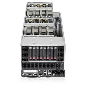 HP ProLiant SL390s G7 4U Left Tray Node Server 612228-B21