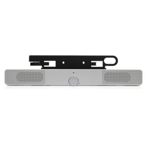 HP Silver Flat Panel Speaker Bar (EE418AA)