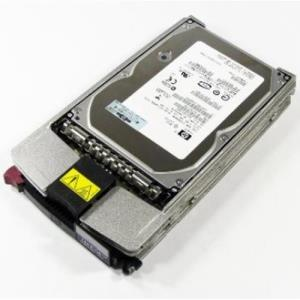 HP Universal Hard Drive 146 GB hot swap - 3.5'' - Ultra320 SCSI - 10000 rpm