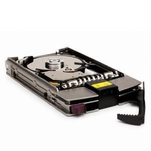 HP Universal Hard Drive 146 GB hot swap - 3.5'' - Ultra320 SCSI - 15000 rpm