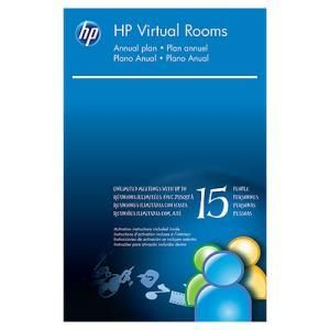 HP Virtual Rooms