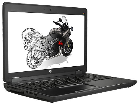 HP ZBook 15 G2 Mobile Workstation - J8Z49EA