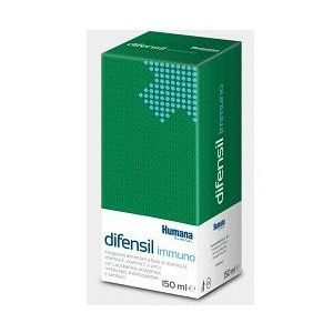 Humana Difensil Immuno 150ml