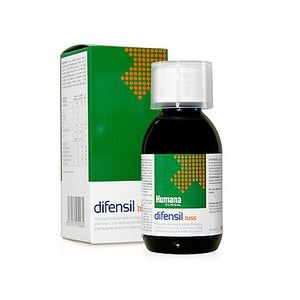 Humana Difensil Tuss 150ml