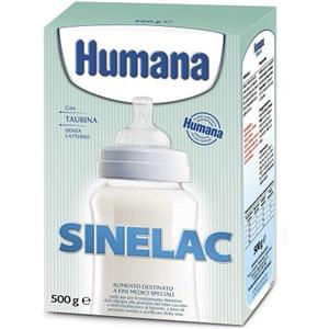 Humana Sinelac latte polvere 500g