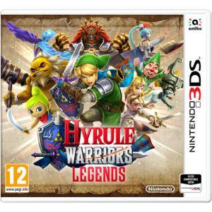 Nintendo Hyrule Warriors Legends