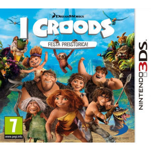 D3 Publisher I Croods: Festa Preistorica!
