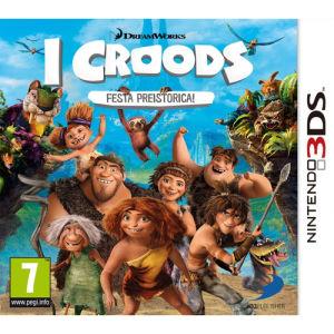 D3 Publisher I Croods: Festa Preistorica!