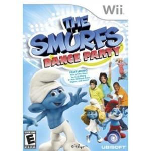 Ubisoft I Puffi Dance Party
