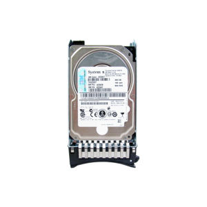 IBM Hard Disk 300 GB hot swap - 2.5'' - SAS-2 - 10000 rpm