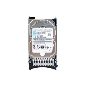 IBM Hard Disk 300 GB hot swap - 2.5'' - SAS-2 - 10000 rpm