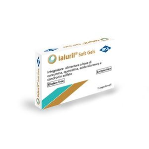 Ibsa Ialuril Soft Gels