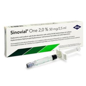 Ibsa Sinovial ONE 2,0% 50mg/2.5