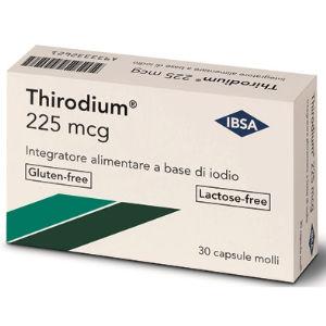 Ibsa Thirodium 225 mcg