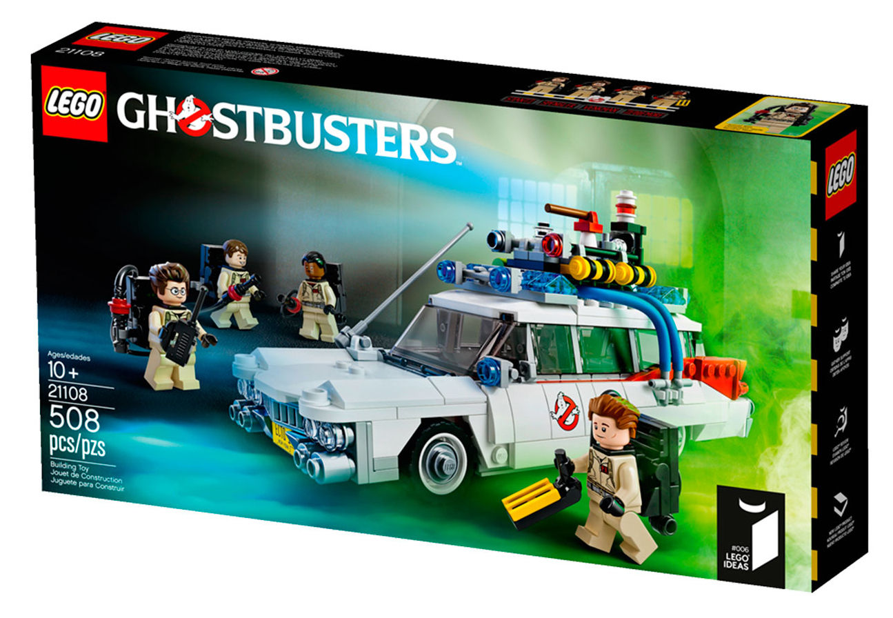 Lego Ideas 21108 Ghostbuster Ecto-1