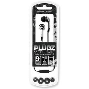 iFrogz EarPollution Plugz with Mic