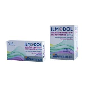 Farmitalia Ilmodol antinfiammatorio antireumatico12 bustine
