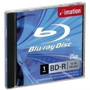 Imation BD-R 25 GB 2x