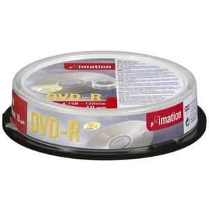 Imation DVD+R 4,7 GB 16x (10 pcs cakebox)