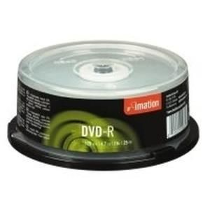 Imation DVD-R 4,7 GB 16x (25 pcs cakebox)