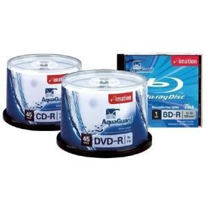 Imation DVD-R 4,7 GB 16x (45 pcs cakebox) Printable with AquaGuard Surface
