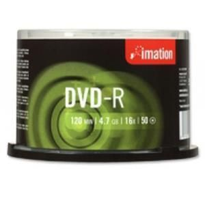 Imation DVD+R 4,7 GB 16x (50 pcs cakebox) Printable