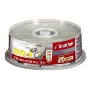Imation DVD-R 4,7 GB 8x (25 pcs cakebox)