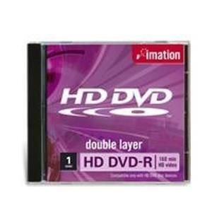 Imation HD DVD-R 15 GB 1x