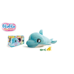 Imc toys club petz blu blu delfino