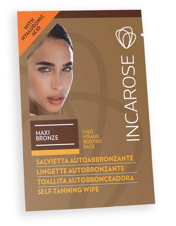 Incarose Maxi Bronze Salviette
