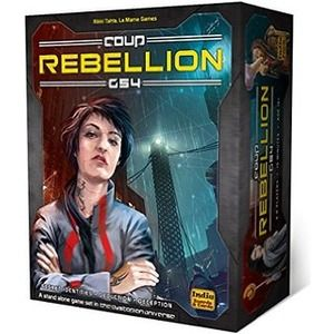 Indie Boards&Cards Coup:Rebellion G54