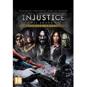 Warner Bros. Injustice Gods Among Us Ultimate Edition