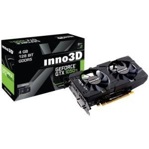 Inno3D GeForce GTX 1050 Ti Compact 4GB