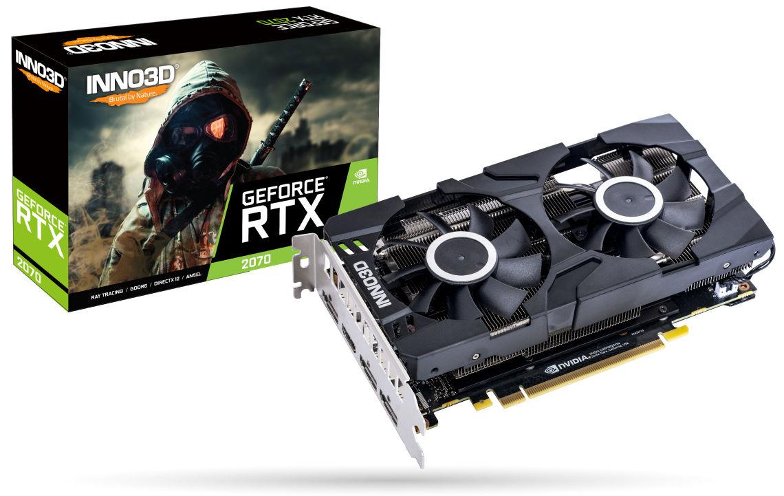 Inno3D GeForce RTX 2070 8GB GDDR6
