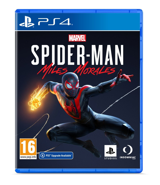 Insomniac Marvel's Spider-Man: Miles Morales PS4