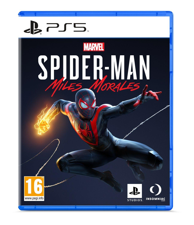 Insomniac Marvel's Spider-Man: Miles Morales PS5