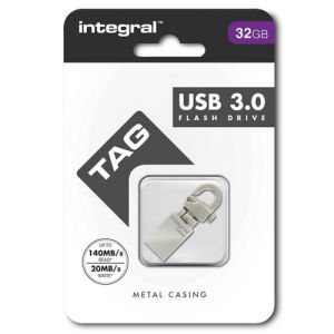 Integral Tag 32 GB (USB 3.0)