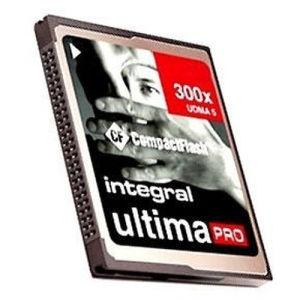 Integral UltimaPro 300x CompactFlash 16 GB