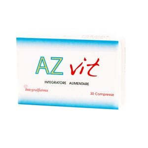 Integralfarma Azvit 30compresse