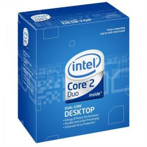 Intel Core 2 Duo E6750 2.66 GHz