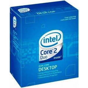 Intel Core 2 Duo E6850 3 GHz