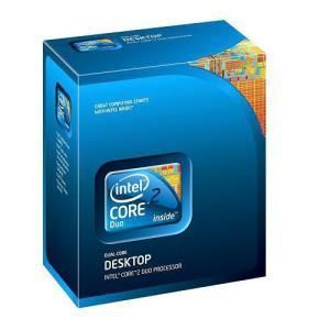 Intel Core 2 Duo E8500 3.16 GHz