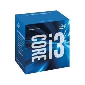 Intel Core i3-6100 3.7 GHz