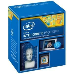 Intel Core i5-4670K 3.4 GHz