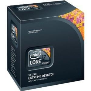 Intel Core i7-980X 3.33 GHz Extreme Edition