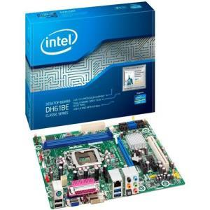 Intel Desktop Board DH61BE Classic Series