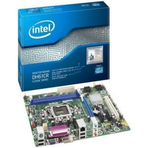 Intel Desktop Board DH61CR Classic Series