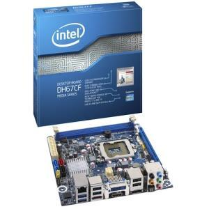 Intel Desktop Board DH67CF